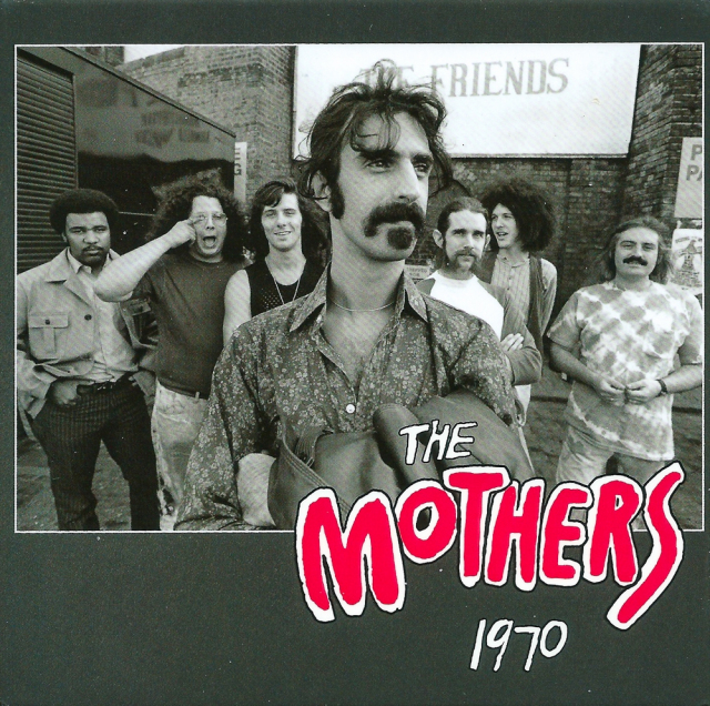 The Mothers: The Mothers 1970