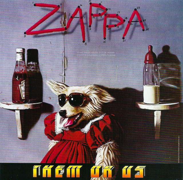 Zappa: Them Or Us