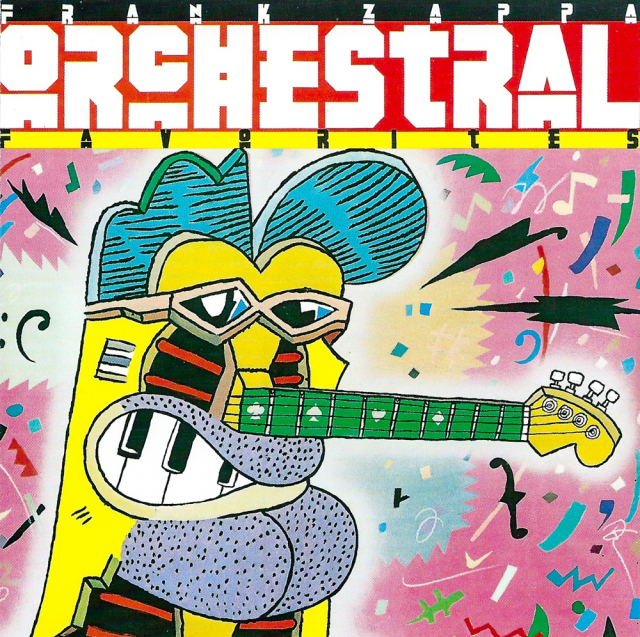 Frank Zappa: Orchestral Favorites