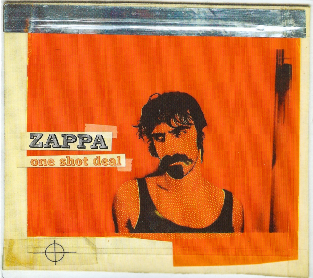 Zappa: One shot Deal