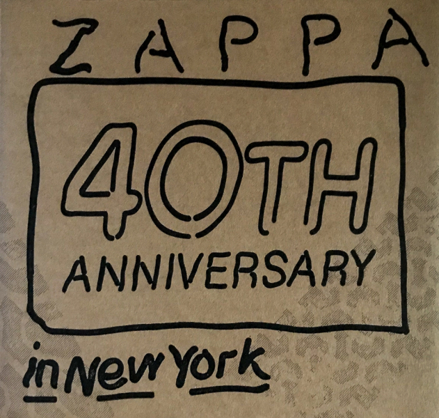 Frank Zappa: In New York [40th Anniversary Deluxe Edition]