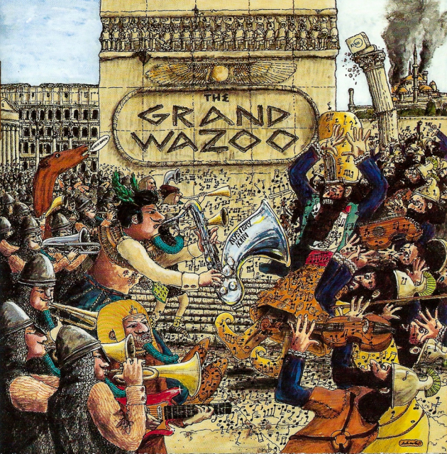 The Mothers: The Grand Wazoo