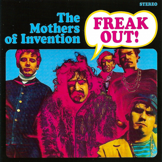 The Mothers of Invention: Freak Out!