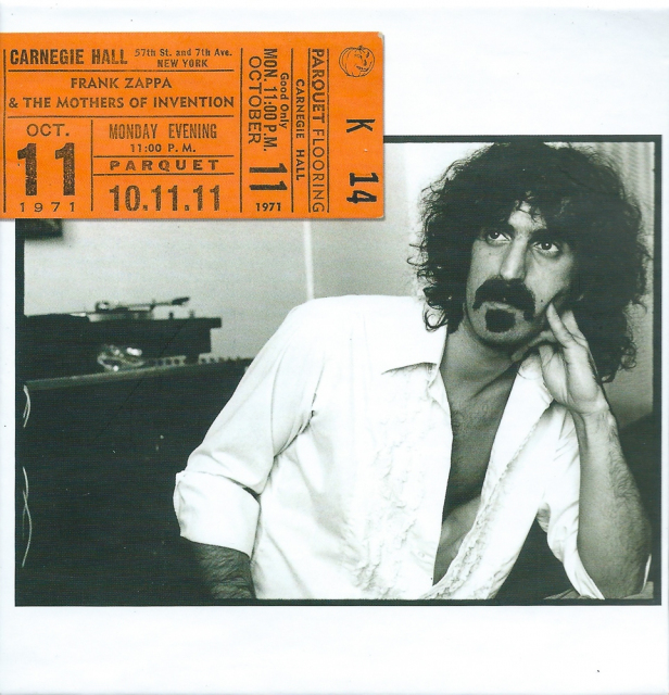 Frank Zappa & The Mothers of Invention: Carnegie Hall