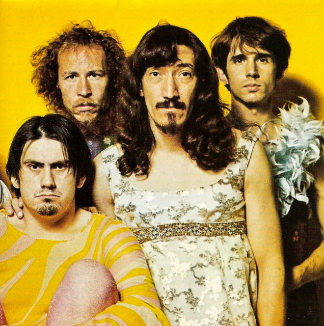 The Mothers of Invention: We're Only in It for the Money