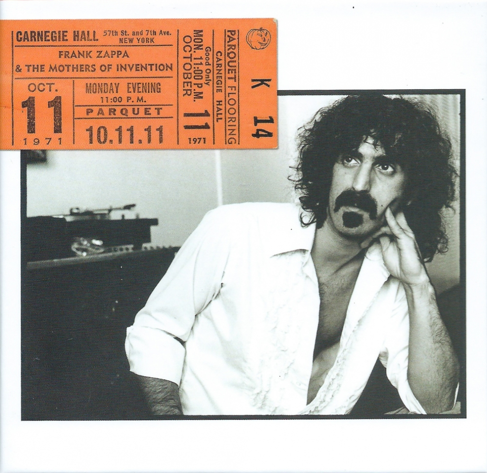 Frank Zappa / The Mothers of Invention : Carnegie Hall