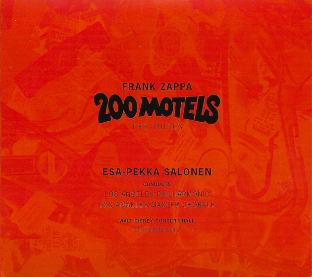 Frank Zappa: 200 Motels - The Suites